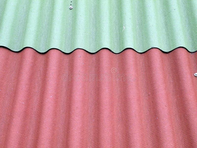 Sumário do telhado imagens de stock royalty free