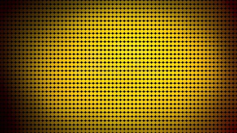 Sumário Dot Noise Glitch Error ilustração stock