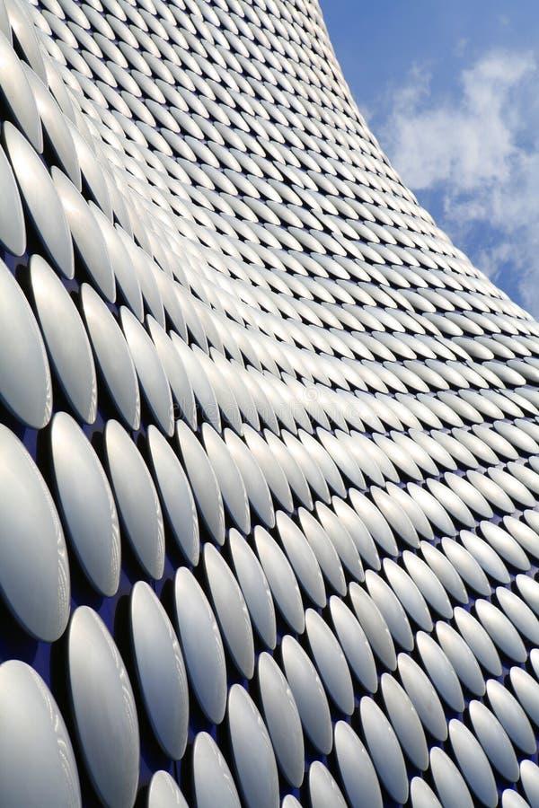 Sumário moderno da arquitetura fotografia de stock