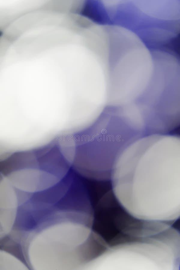 Sumário violeta do bokeh fotos de stock royalty free