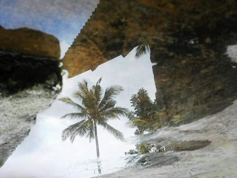Sumba-Inselfoto stockbild