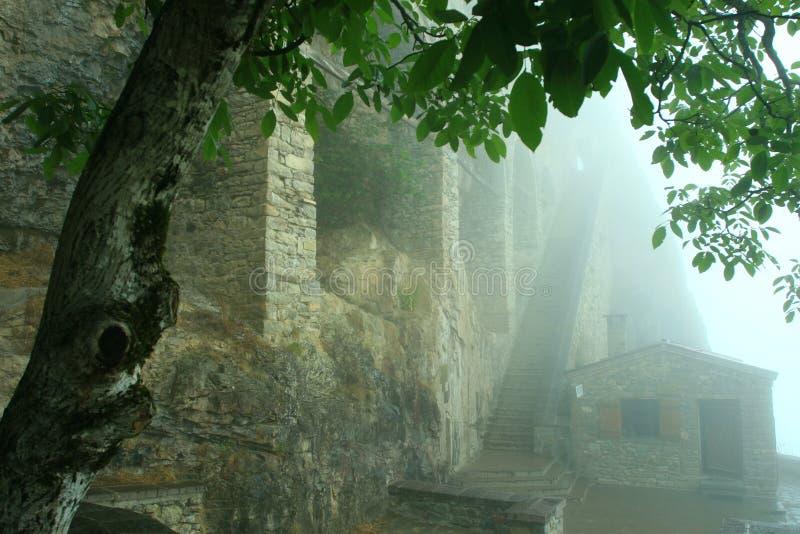 Sumela Monastery stock photography