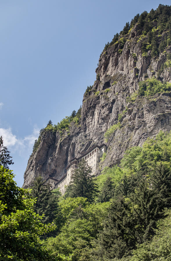 Download Sumela Monastery Royalty Free Stock Photos - Image: 26132648