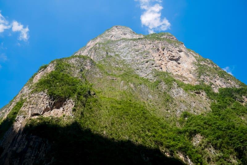 Sumidero jar - Chiapas, Meksyk fotografia royalty free