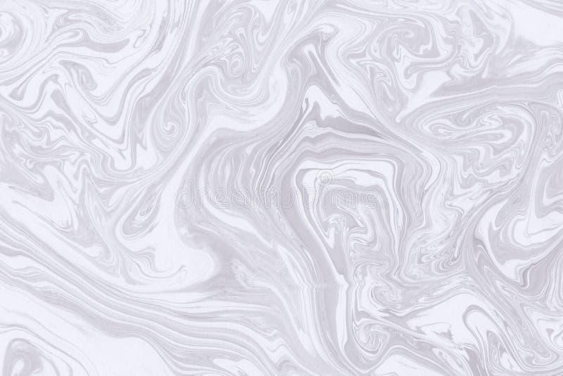 Suminagashi marmuru tekstury ręka malująca z ilustracji