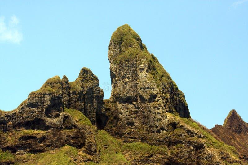 Sumit de Bora Bora imágenes de archivo libres de regalías