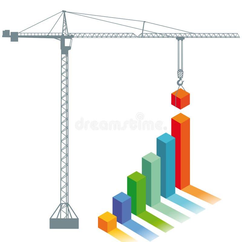 Summary Progress Stock Vector