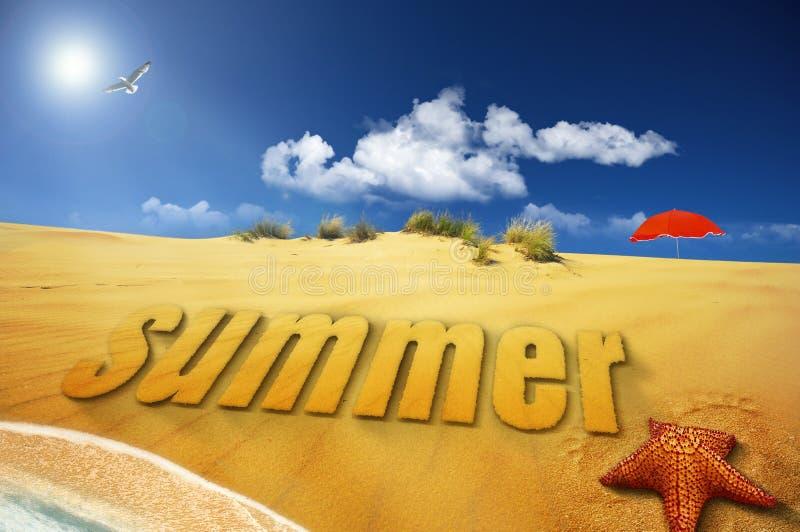 Summer royalty free illustration