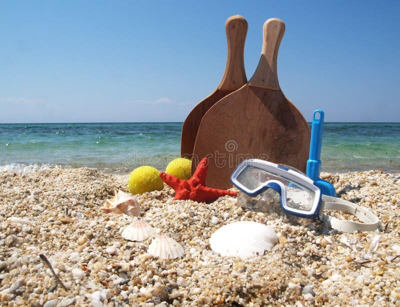 Summer Accesories Stock Photo