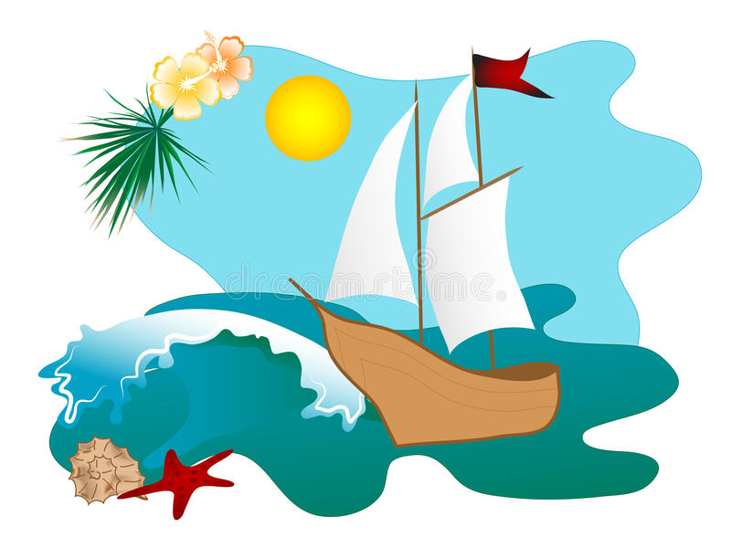 Download Summer background stock vector. Illustration of graphic - 31766523