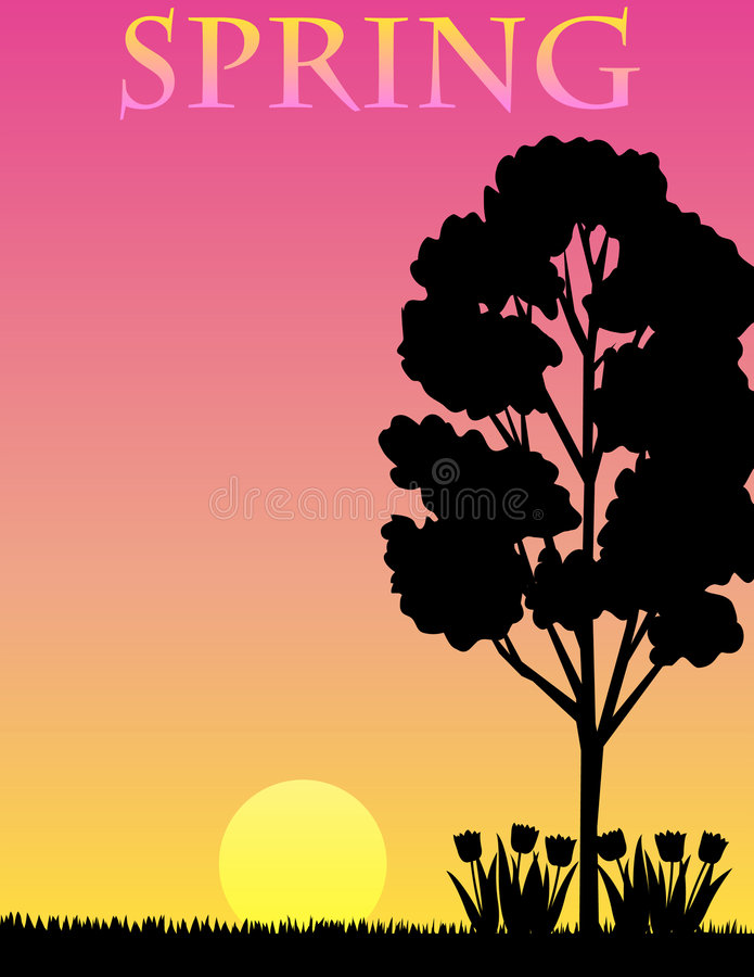 Summer Background/eps royalty free stock images