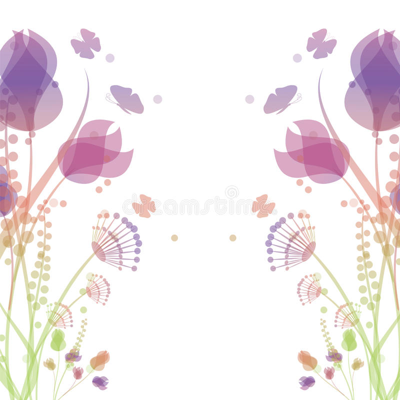 Summer Background Stock Vector