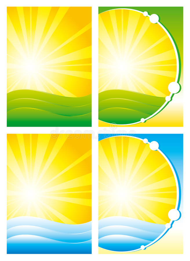 Download Summer Backgrounds Royalty Free Stock Images - Image: 8318959