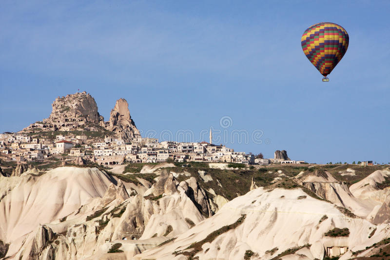 Download Summer balloon editorial stock photo. Image of desert - 25068528