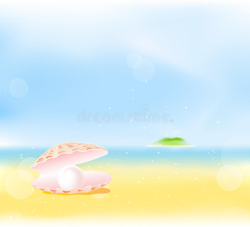 Download Summer Beach Royalty Free Stock Photography - Image: 25278047