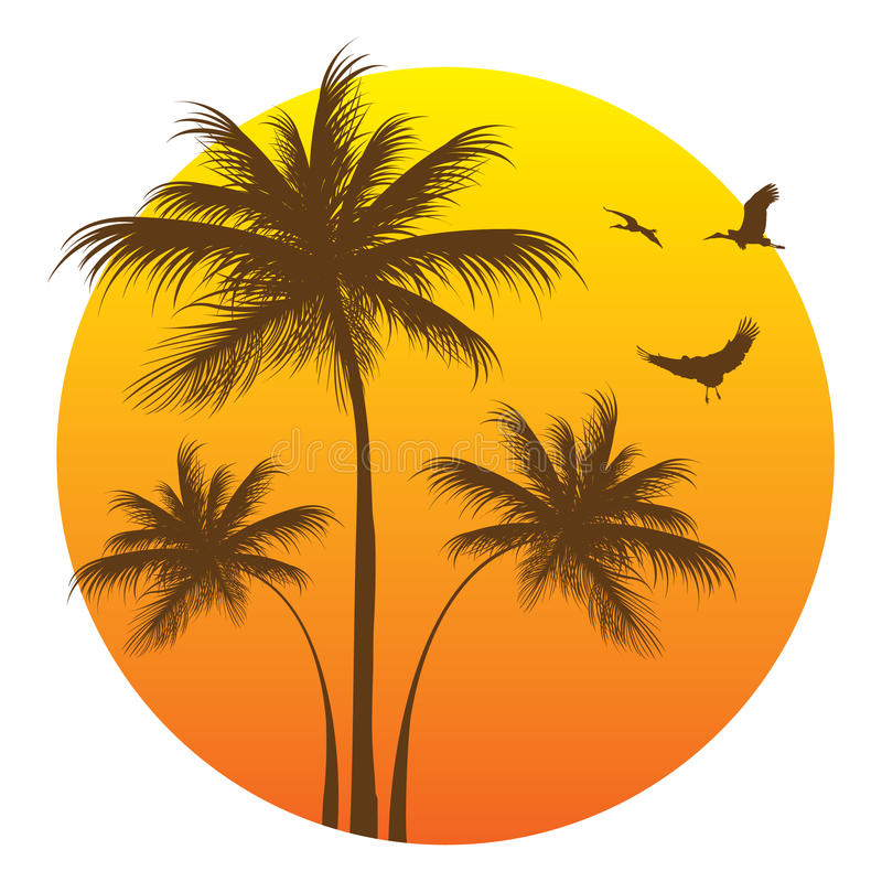 Free Summer Beach Icon Stock Images - 21978274