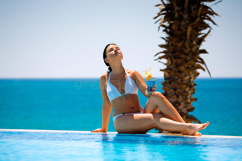 Download Summer Beauty stock photo. Image of holiday, luxury, health - 12994542