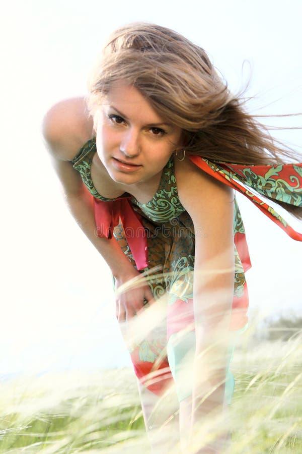 Summer beauty royalty free stock photos
