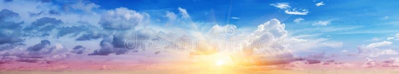 Summer beauty. Natural landscape art stock images