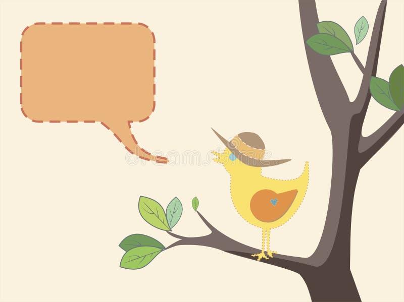 Summer Bird Stock Photo