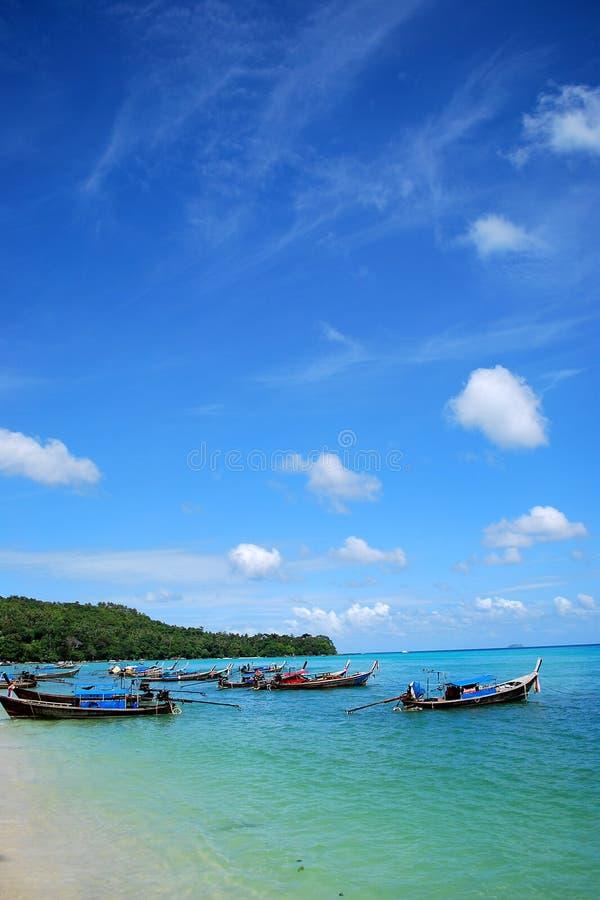 Summer breeze, Thailand royalty free stock photo