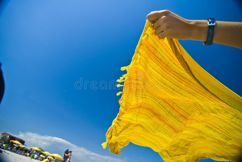 Summer breeze stock images