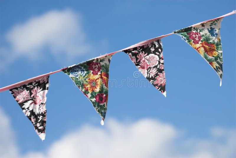 Download Summer Bunting stock photo. Image of colorful, fete, happy - 22750326