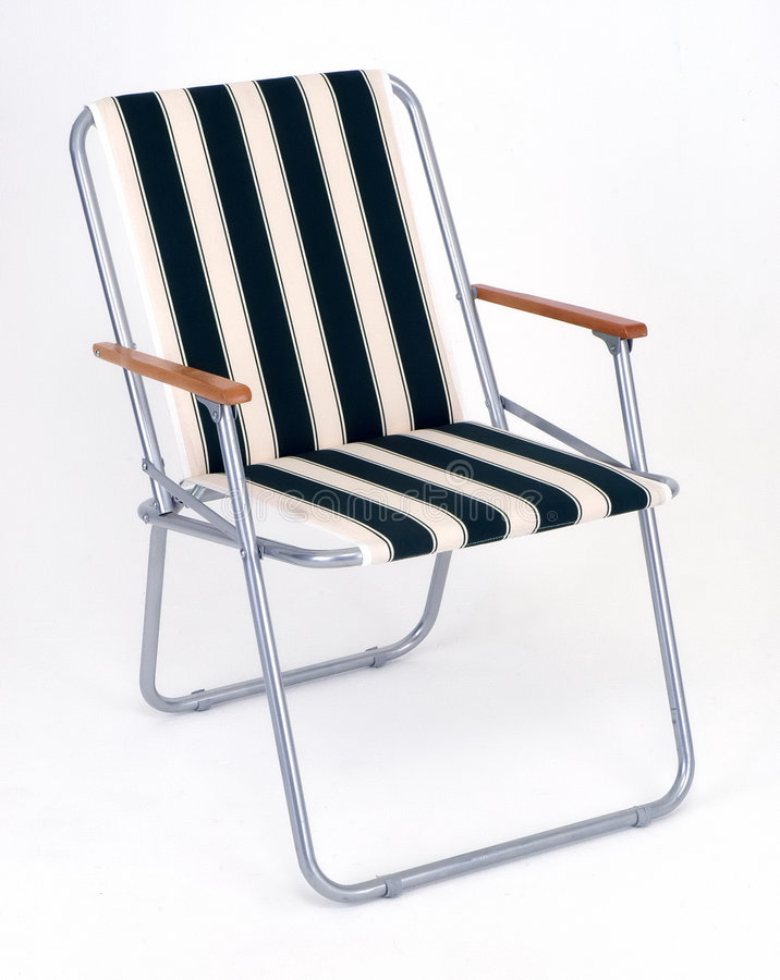 Summer chair royalty free stock photos
