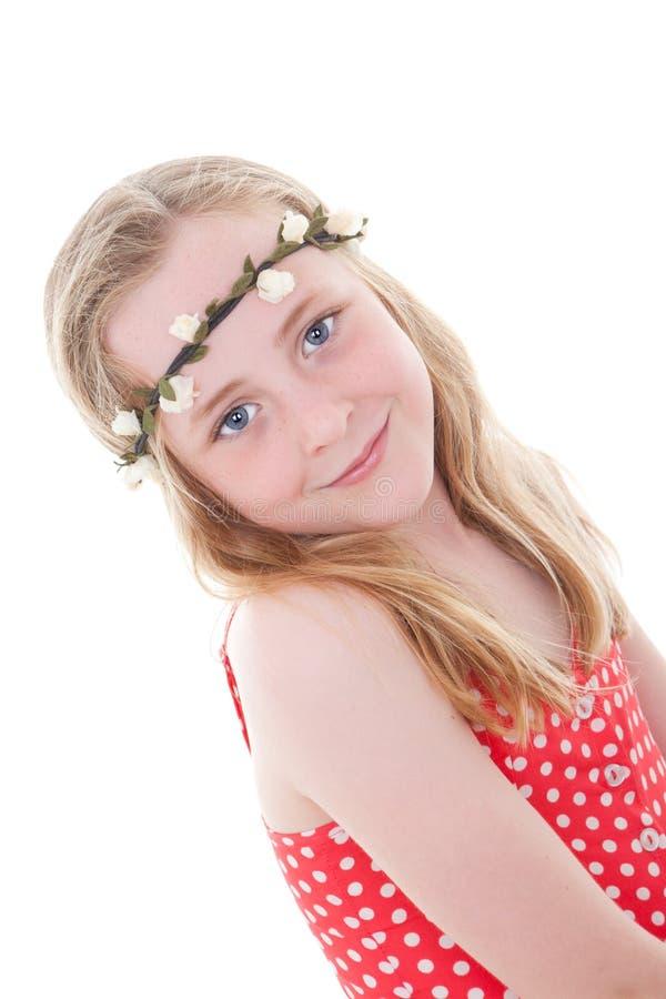 Summer child royalty free stock photo