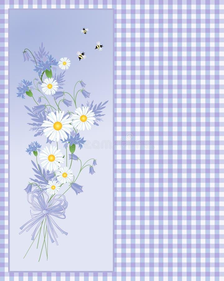 Download Summer cornflower stock vector. Illustration of nature - 27051088