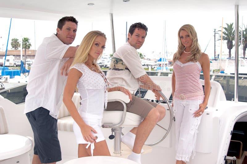 Summer Cruise stock photography