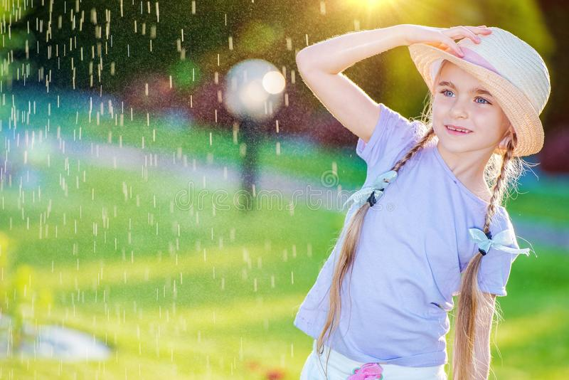 Summer Day Fun royalty free stock photo