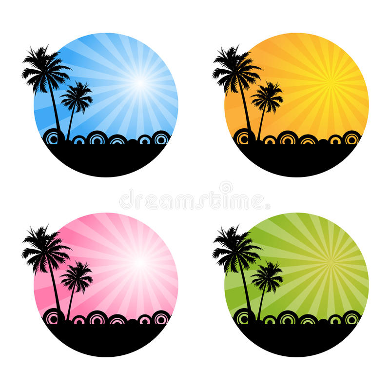 Download Summer design stock vector. Illustration of abstract - 14055630