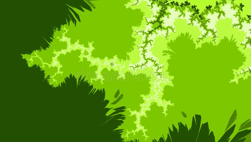 Summer design. Fresh lawn grass texture. Abstract nature meadow in green and lime colors. Fresh lawn grass texture. Abstract nature meadow in green and lime vector illustration