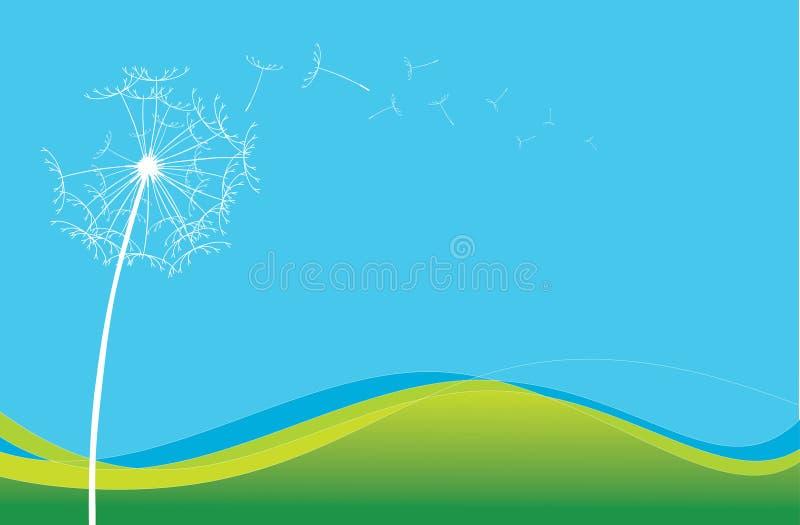 Download Summer Dreams stock vector. Illustration of floral, head - 10348905