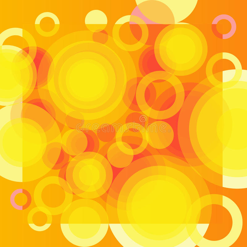 Download Summer dreams background stock vector. Image of ring - 25655644