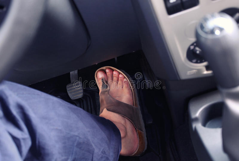 Download Summer driver stock photo. Image of driving, foot, feet - 33478138