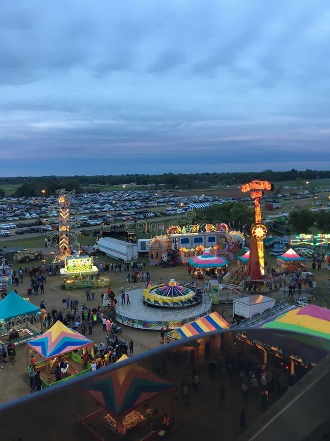 Summer Fair royalty free stock photo