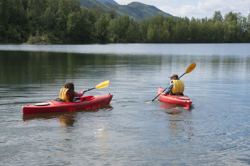 Download Summer Family Fun Day Reflections Lake Alaska Editorial Photo - Image of lecture, refuge: 56854886