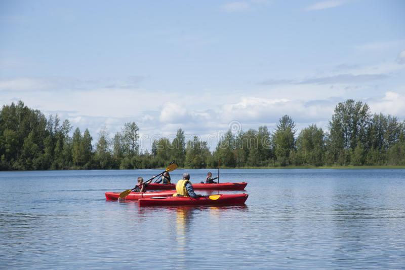 Download Summer Family Fun Day Reflections Lake Alaska Editorial Image - Image of lecture, reflections: 56855405