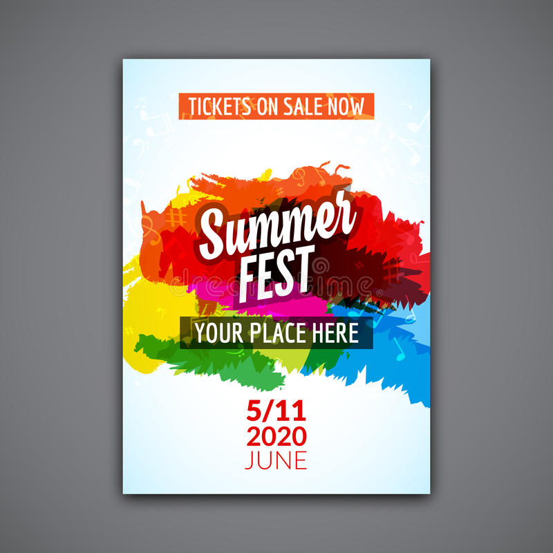 poster flyer template