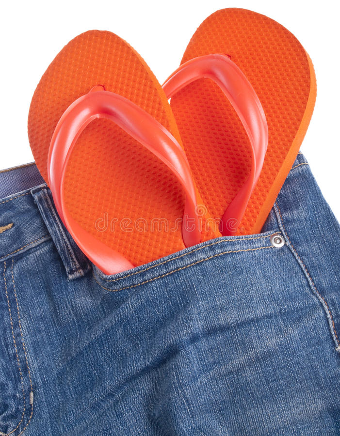 Download Summer Flip Flop Sandals Royalty Free Stock Photos - Image: 15255478
