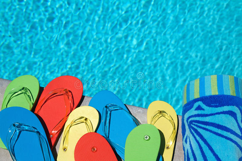 Download Summer Flipflops Stock Photography - Image: 14645832