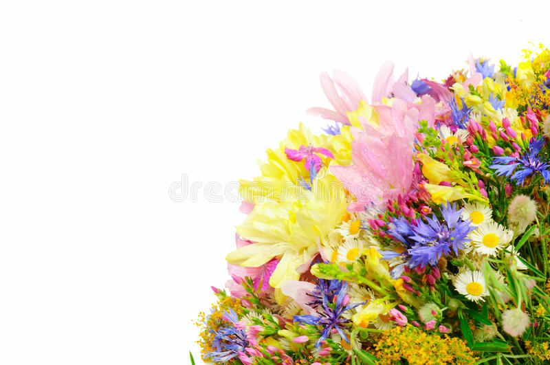 Download Summer flowers stock photo. Image of bouquet, colorful - 26528376
