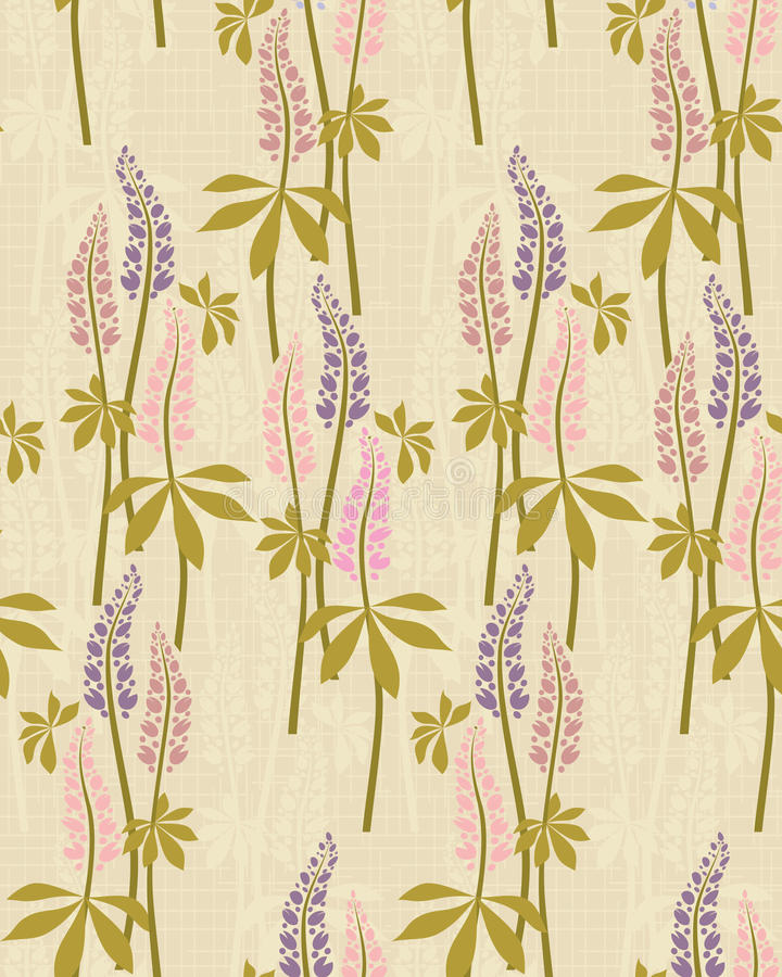 Download Summer Flowers Motif Royalty Free Stock Image - Image: 19999146