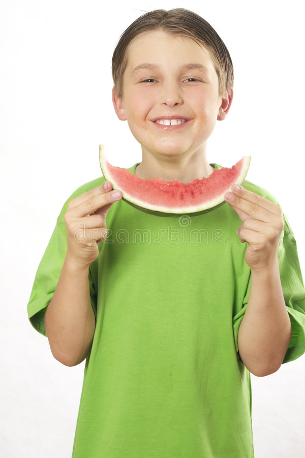Download Summer Fruits stock photo. Image of hunger, childhood, juicy - 347792