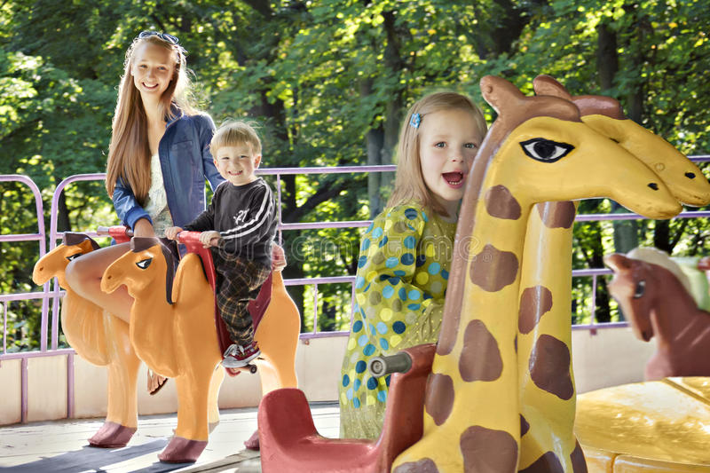 Download Summer fun stock photo. Image of coloured, group, early - 22432672