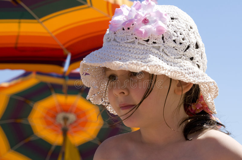 Download Summer girl stock photo. Image of beach, sunny, summer - 5637584