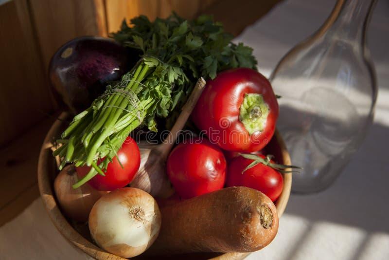 Summer harvest royalty free stock photos