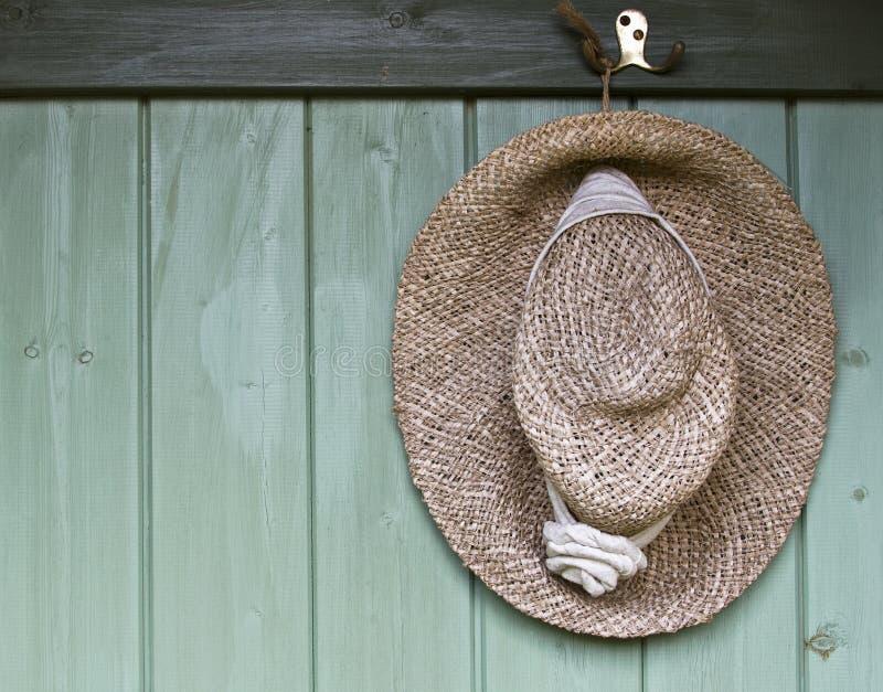 Summer Hat stock photos